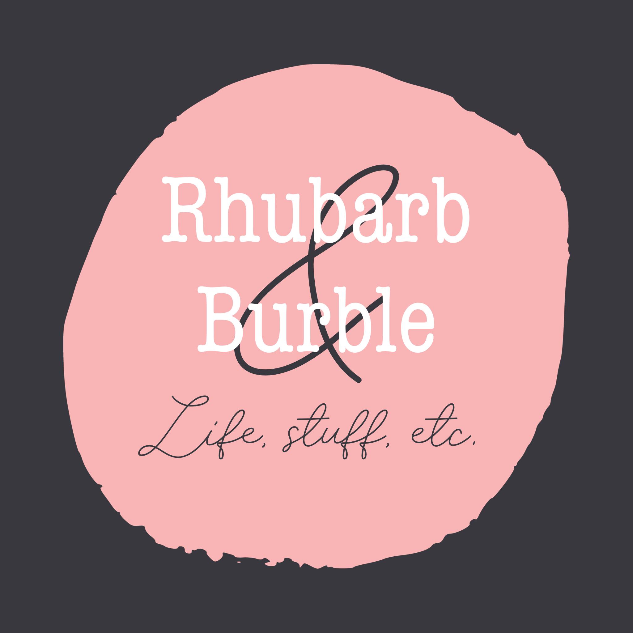 Rhubarb & Burble